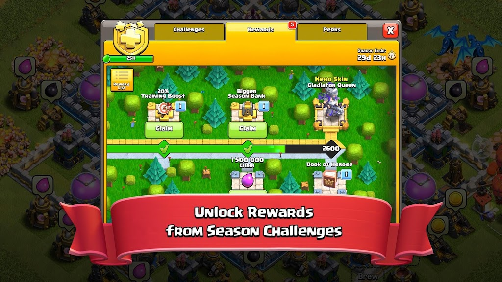 Clash of Clans  poster 4