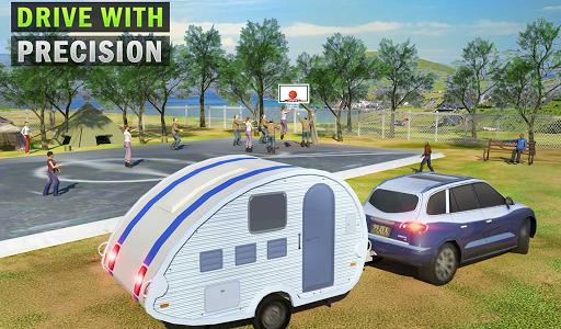 Camper Van Truck Simulator: Cruiser Car Trailer 3D 1.13 screenshots 18