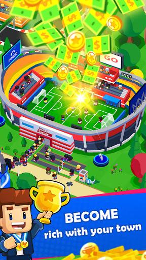 Sports City Tycoon - Idle Sports Games Simulator  screenshots 6