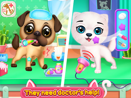 Puppy Pet Care Daycare Salon modavailable screenshots 2