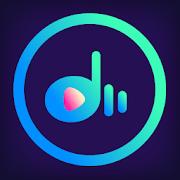 Glow Music - free music player