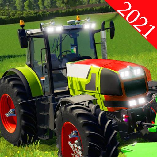 Drive Modern Tractor Farming Simulator 2021