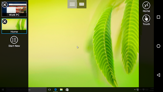 Remote Desktop 8 Screenshot