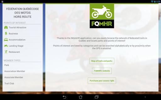 imotohr hd screenshot 1