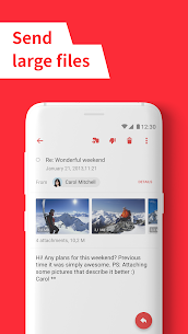 myMail: Email App for Gmail, Hotmail & AOL E-Mails 5