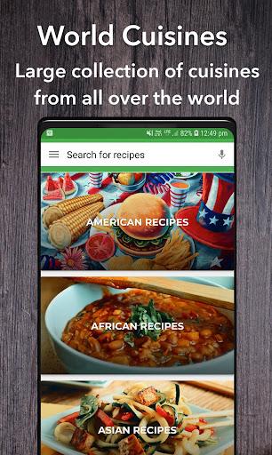All Recipes : World Cuisines 54.0.0 Screenshots 2