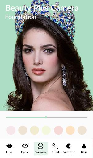 Beauty Plus Camera - Selfie Makeup 1.5 Screenshots 5