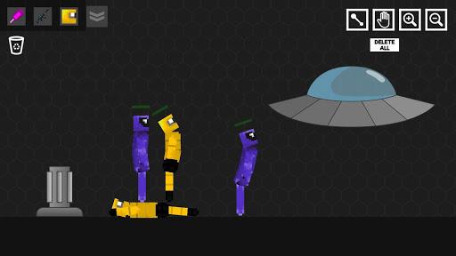 Alien Stick Playground: Human Ragdoll  screenshots 3