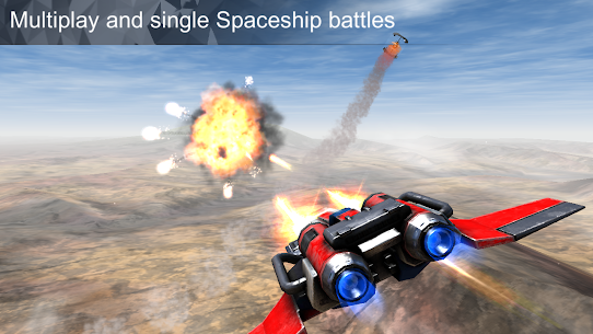 Ultimate Fighters – Single, Multi Space Shooter Game Hack Android and iOS 4