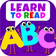 Learn to Read! ABC Letters and Phonics for Kids!