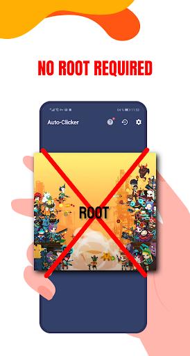 Auto Clicker 2021 - Automatic tap app for games apktram screenshots 6