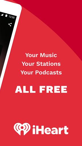 iHeart: Radio, Music, Podcasts android2mod screenshots 2
