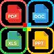 すべてのドキュメントリーダー:Word、Excel、PDF、PPTなど