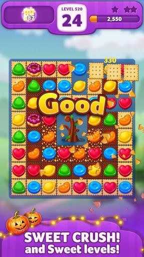 Lollipop: Sweet Taste Match 3 screenshots 18