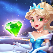 Jewel Princess - Match 3 Frozen Adventure