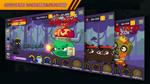 GrowDevil (Idle, Clicker game)  screenshots 4