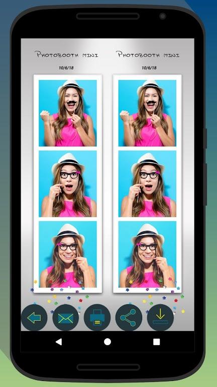 Photobooth mini FULL  poster 4
