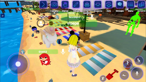 Virtual Droid 2 17.3 screenshots 24