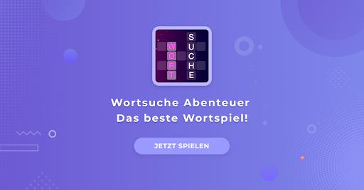 Wortsuche Abenteuer - Kostenlos Wortspiel Deutsch 0.0.8 screenshots 16