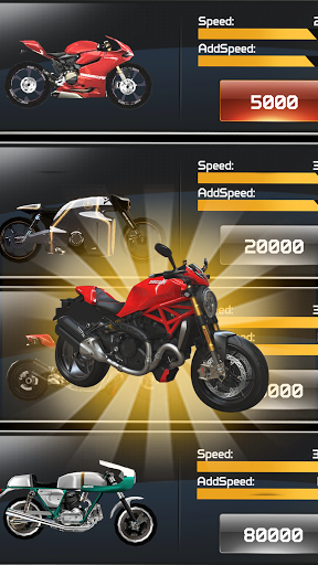 Bike Race: Motorcycle Game  APK MOD (Astuce) screenshots 4