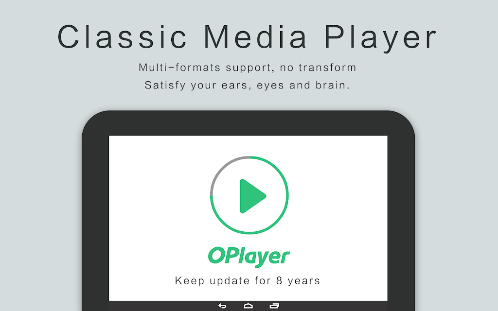 Video Player - OPlayer poster 9