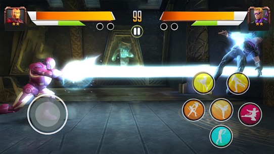 Super Flying Spider : Fighting SuperHero Hack for iOS and Android 3