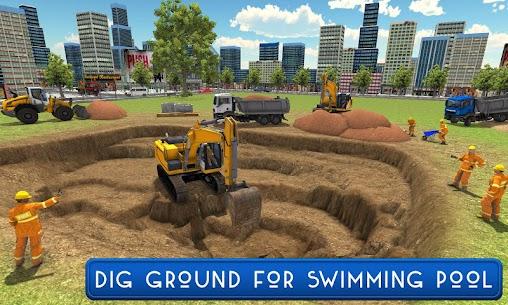 Swimming Pool Summer Fun: Waterslides Adventure 1.7 Latest MOD Updated 2