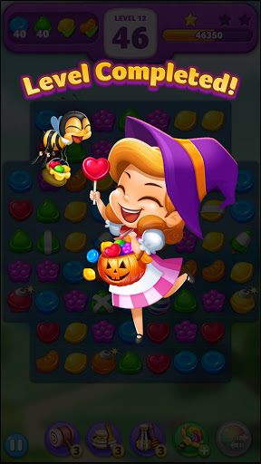 Lollipop: Sweet Taste Match 3 screenshots 4