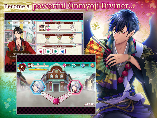 Ayakashi: Romance Reborn - Supernatural Otome Game 1.11.0 screenshots 17
