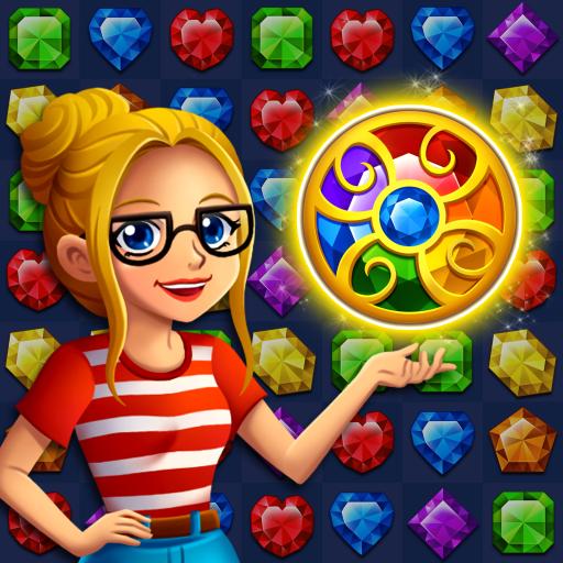 Jewels World POP : Puzzle Master 2021