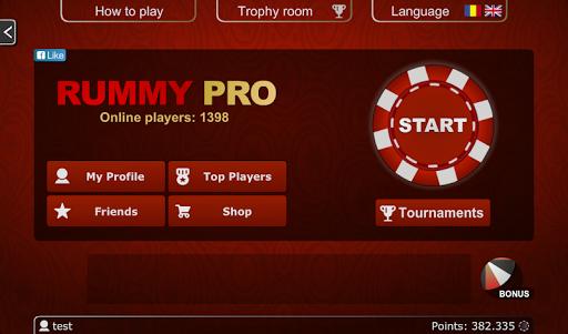 Rummy PRO - Remi Pe Tabla apkpoly screenshots 9