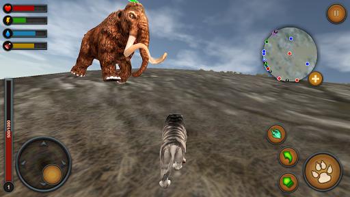 Sabertooth Tiger Chase Sim 2.1.0 screenshots 3