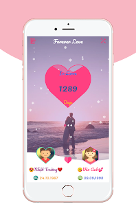 Been Together - Count Love Days 2021 - Love Memory