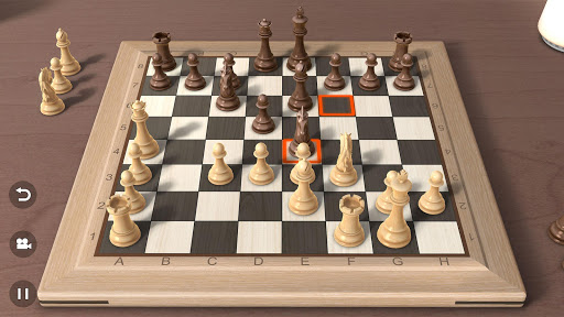 Real Chess 3D 1.24 screenshots 1