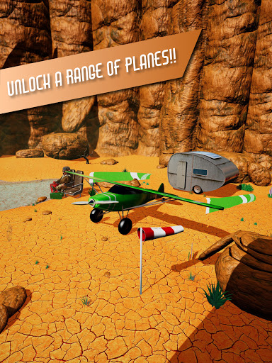 Danger Darrel - Endless Airplane Action Adventure  screenshots 11