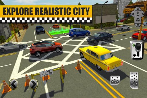 Bus & Taxi Driving Simulator  screenshots 2