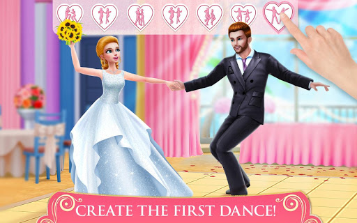 Dream Wedding Planner - Dress & Dance Like a Bride android2mod screenshots 9