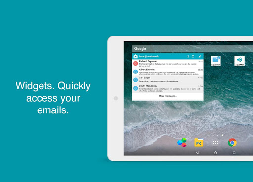 Aqua Mail - Email app for Any Email 1.27.2-1730 Screenshots 14