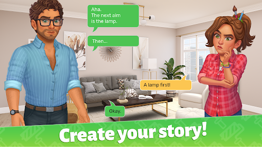 Color Home Design Makeover - paint your love story  screenshots 3