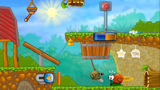 Code Triche Snail Bob 1: Arcade Adventure In The Puzzle World (Astuce) APK MOD screenshots 4
