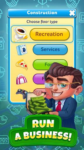 Pocket Tower: Building Game & Megapolis Kings 3.20.7 screenshots 4