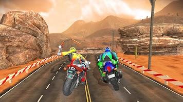 Road Rash Rider: New Bike Racing Games 3D