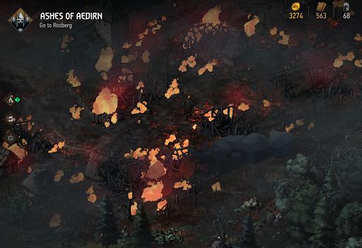 The Witcher Tales: Thronebreaker  screenshots 11