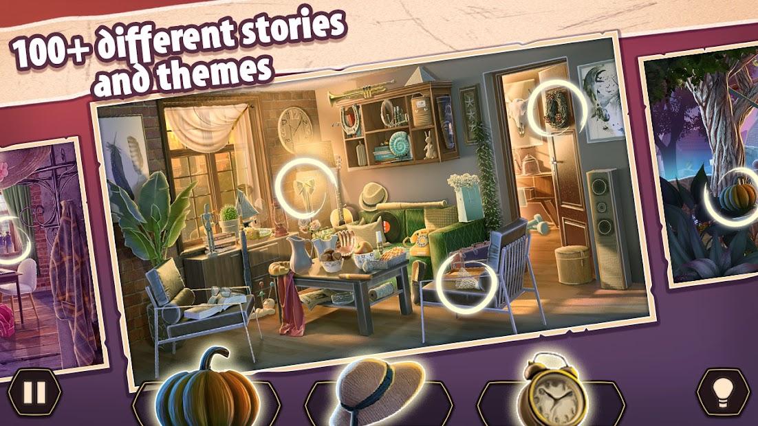 Books of Wonders - Hidden Object Games Collection screenshot 5