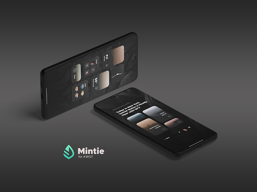 Download APK: Mintie for KWGT v2021.Apr.10.20 [Paid]