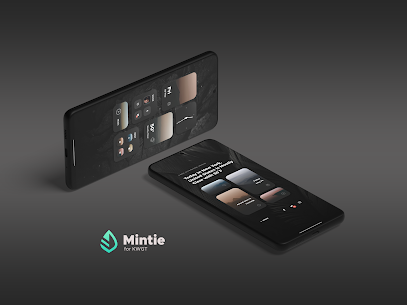 Mintie for KWGT v2020.Oct.16.16 Android Mod APK 1