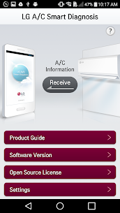 LG AC Smart Diagnosis For Pc – Free Download For Windows 7, 8, 8.1, 10 And Mac 2