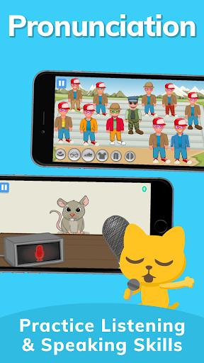 Studycat: Fun Spanish for Kids apktram screenshots 14