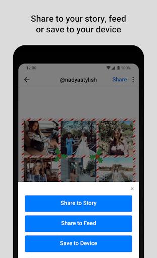 Best Grid - Top Nine Collage for Instagram  Screenshots 5