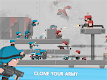 screenshot of Clone Armies: Tactical Army Game